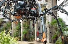 Les machines de l'Ile in Nantes