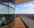 Skybar Ma'dam (Adam Tower): Highest Rooftop Bar in Amsterdam