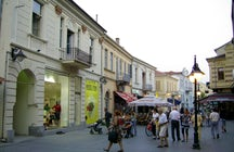 Shirok Sokak in Bitola