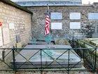 The Picpus cemetery, Paris