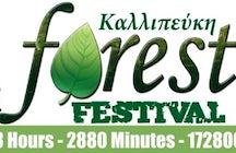 FOREST FESTIVAL '' Kallipefki ''