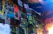La Vía Láctea bar, Madrid