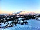 Ski Resort Åre Björnen