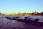 London Royal Dock Open Water Swimming