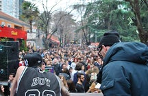Street Party Tirana