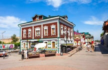 The Cake Home Cafe, Irkutsk