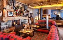 Chalets hôtels La Marmotte & La Tapiaz