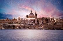 Valletta Waterfront, Malta