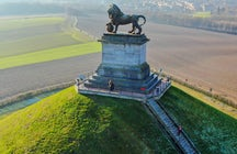 Lion's Mound, Waterloo