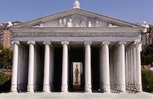 Temple of Artemis - Temple of Diana