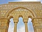 The Great Bazilika in Pliska