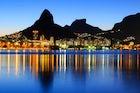 Lagoa Rodrigo de Freitas, Rio de Janeiro