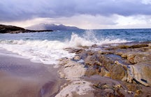Mjelle beach