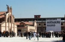 El Matadero, Madrid