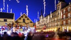 Christmas Market in Plaza Mayor