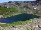 The Tear Lake in Rila