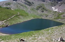 The Tear Lake in Rila