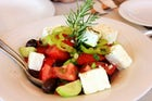 Greek salad or Choriatiki!