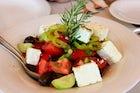 Greek salad or Choriatiki!