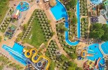 Aqualand Water Park, Corfu