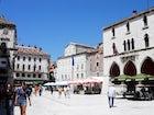 The National Square in Split
