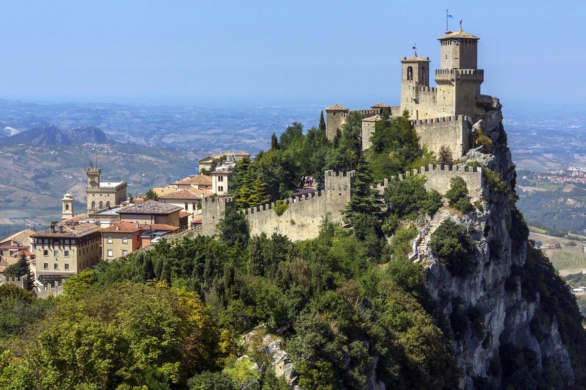 Visitar Torre Guaita, San Marino
