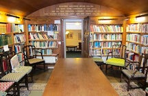 Iona Abbey Library Project