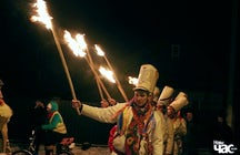 Kalyady Tsars rite in Semezheva village, Belarus