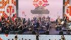 Wargaming Festival at Victory Park, Minsk