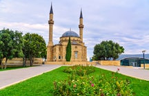 Mosque of the Martyrs, in Baku
