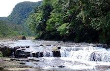 Kanpire Waterfall, Iriomotejima