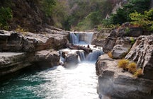 Tanggedu Waterfall, East Sumba