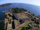 Svartholma Sea Fortress, Loviisa