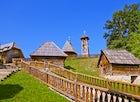 Drvengrad - Küstendorf
