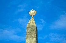 Victory Monument, Minsk