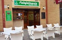 Falafelmania Restaurante Vegetariano y Vegano Oriental