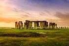 Prehistoric monument of Stonehenge