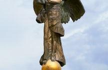 The Bronze Angel of Užupis