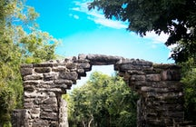San Gervasio Mayan Site