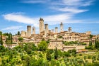 Village of San Gimignano