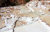 Salt Mines of Maras, Cusco