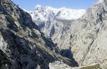 Ruta del Cares in Picos de Europa