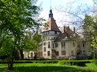 Castle Hilleprand von Prandau/Mailáth in Donji Miholjac