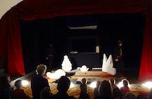 Plastisches Theater Hobbit