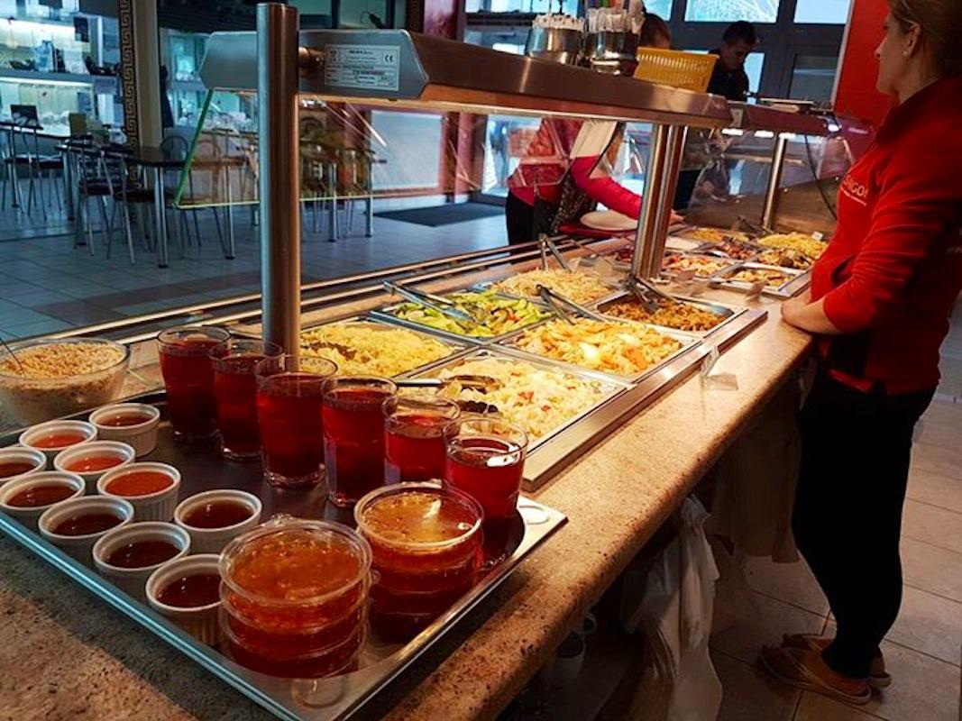 Visit Saigon Bar Bufet Kuchnia Wietnamska Chińska