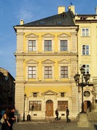 The Bandinelli Palace (Museum of Post), Lviv