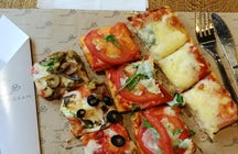 Eat pizza in Pizzagram