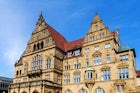 Old Town hall of Bielefeld