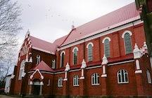 The Franciscan monastery, Kretinga