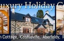 Strathlyon Cottage, Coshieville, Aberfeldy